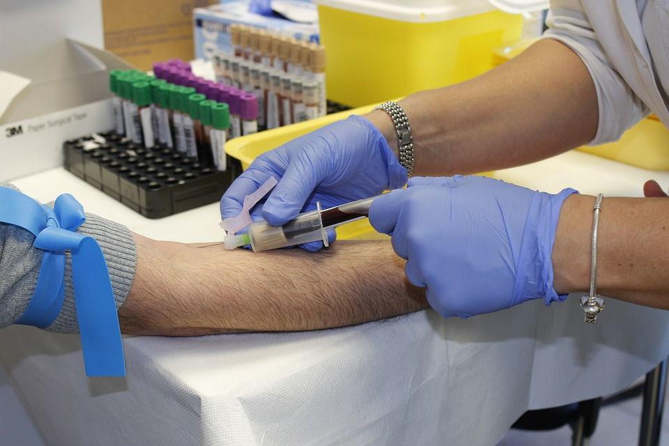 extraccion de sangre